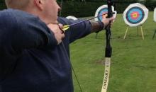 Friskney Bowmen Have a Go