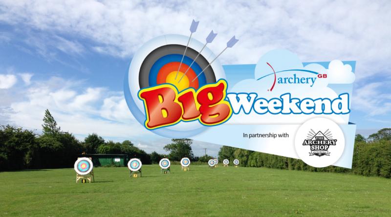 Archery Big Weekend Open Day